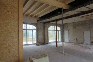Raum für die Holzbearbeitung - Dez. 2020
